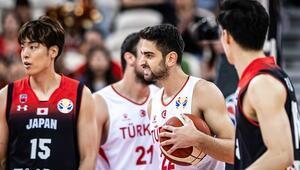 Türkiye 86-67 Japonya