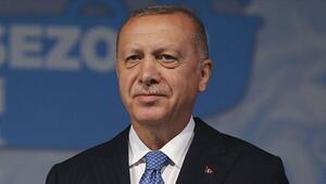Son dakika... Cumhurbaşkanı Erdoğan: Adalet teşkilatı hainlerle mücadelede önemli gücümüz olmuştur