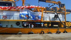 Erdekli balıkçılar, Vira Bismillah dedi