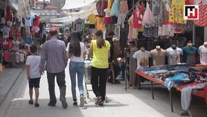 Emirdağda gurbetçiler ekonomiye katkı sağlıyor