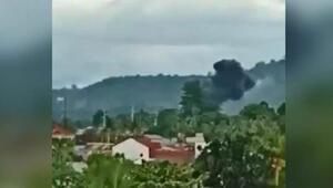 Filipinlerde uçak düştü: 7 ölü