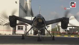 Akıncı Taaruzi İnsansız Hava Aracının test işlemi bitti