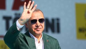 Cumhurbaşkanı Erdoğan: Önümüzdeki dönem hedeflerimize ulaştığımız bir dönem olacaktır