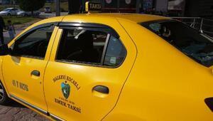Kocaelide taksiciyi bıçak ve palalarla gasbetmeye çalıştılar