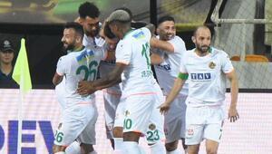 Yeni Malatyaspor 2-3 Alanyaspor