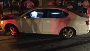Paluda trafik kazası: 5 yaralı