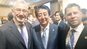 Japonların Afrika anahtarı Türkler... Tosyalı'dan Japonya'da Afrika Çıkarması