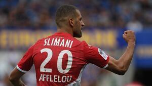 Monacoda Slimani şov devam ediyor