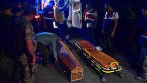 Kahramanmaraştan kahreden haber Anne ve iki çocuğu öldü