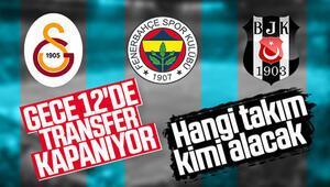 Türkiyede transfer dönemi bitiyor