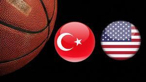 Türkiye ABD basketbol maçı ne zaman saat kaçta ve hangi kanalda