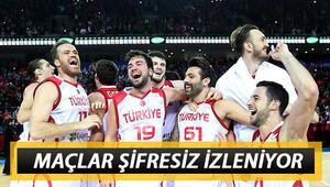 FIBA basketbol Dünya Kupası maçları hangi kanalda yayınlanıyor
