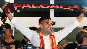 Galatasarayın 6. Kolombiyalı futbolcusu Falcao