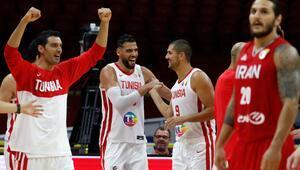 Tunus, İranı devirdi ilk galibiyetini aldı