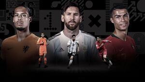 Futbolda yılın en iyileri için finalistler belirlendi