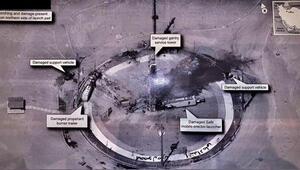 İran: Fırlatma üssündeki patlama rokette değil, rampada oldu