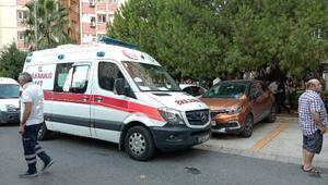 Zeytinburnunda 17.kattan düşen 2 yaşındaki çocuk öldü