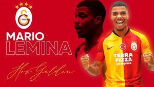Son dakika: Galatasaray Lemina transferini KAPa açıkladı