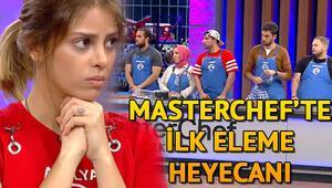 MasterChef Türkiyede eleme adayı kimler oldu İşte MasterChefte dokunulmazlığı kazanan takım