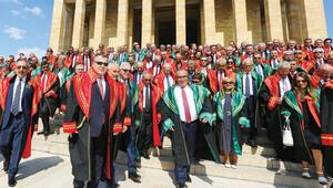 'Cumhurbaşkanlığı Hükümet Sistemi yargıyı kuvvetlendirdi'