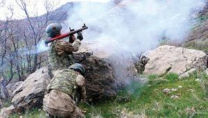 Terör örgütü PKKya Kıran Operasyonu: 2 terörist daha etkisiz hale getirildi