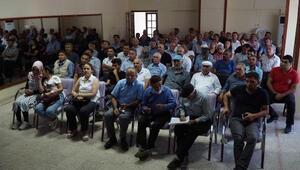 Gölbaşı'nda kırsal kalkınma yatırımları toplantısı