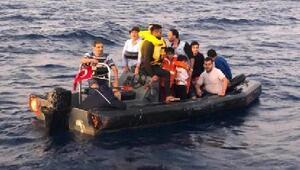 Çeşmede 79 kaçak göçmen yakalandı