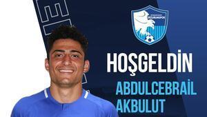 Abdulcebrail Akbulut, BB Erzurumsporda | Transfer haberleri...
