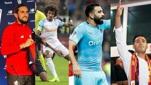 Süper Lig ve TFF 1. Lig ekiplerinin hedefi Fransaydı 21 futbolcu...
