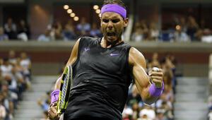 Nadal, Cilice şans tanımadı
