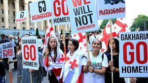 Gürcistanda başbakanın istifa etmesinin ardından yeni aday