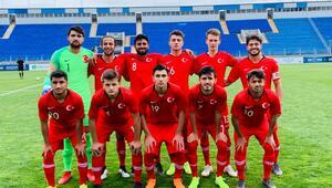 18 Yaş Altı Milli Futbol Takımımızın aday kadrosu açıklandı