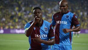 Trabzonsporda Caleb Ekuban farkı 7 maçta 5 gol...