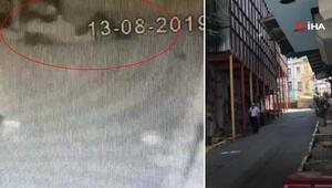 İstanbulda dehşet anları Görenler şoke oldu...