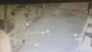 Beyoğlu'nda sabıkalı şahıs sokak ortasında tabancayla intihar etti