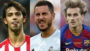 Avrupa futbolunda yaz transfer dönemine İspanyol takımları damga vurdu