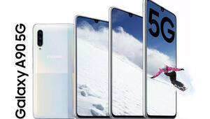Samsung Galaxy A90 tanıtıldı İşte özellikleri