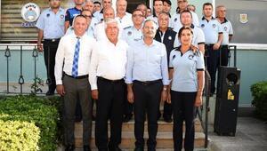 Başkan Bozdoğan, Zabıta Haftasını personeliyle kutladı