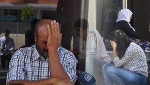 Diyarbakırdaki  bekleyiş sürüyor... Aile sayısı 4e yükseldi