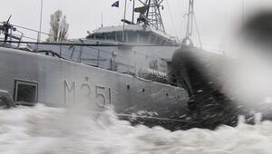 NATOdan Baltık Denizinde tatbikat
