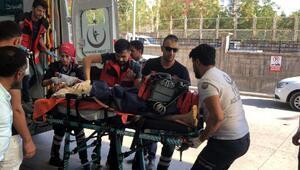 Botan Nehrinde boğulma tehlikesi geçiren genç öldü