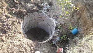 Su kuyusu kazarken toprak altında kalan kişi kurtarılamadı