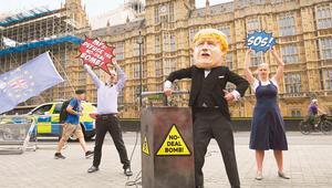 Boris Johnson çoğunluğu kaybetti... Parlamentoda BrexIt düellosu