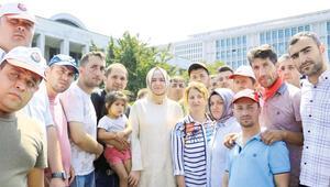 İBB önündeki eyleme AK Parti'den destek