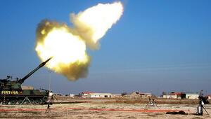 Terör örgütü YPG ve ÖSO arasında çatışma: TSK Tel Rıfat'ı 'Fırtına' ile vurdu