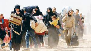 On binlerce mülteci daha gelebilir