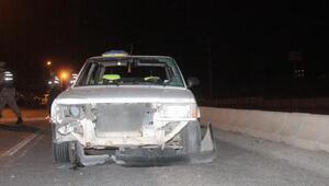 Otomobilin çarptığı anneanne öldü, torunu ağır yaralı