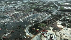 Dorian Kasırgasında ölenlerin sayısı 7ye yükseldi