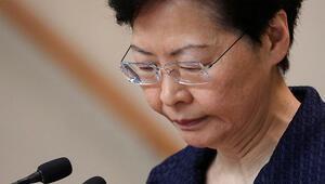 Son dakika... Hong Kongda suçluların Çine iadesi yasası geri çekilecek