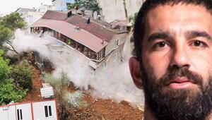 Ertürk Apartmanı sakinlerinden futbolcu Arda Turan'a dava
